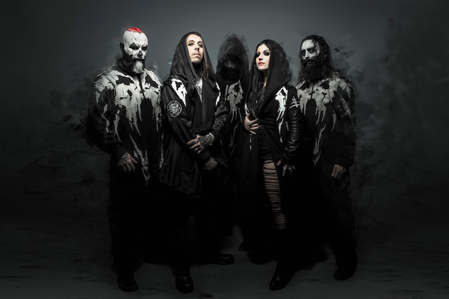 """LACUNA COIL – 'Bad Things' Video zur """"Live From The Apocalypse"""" Ankündigung"""