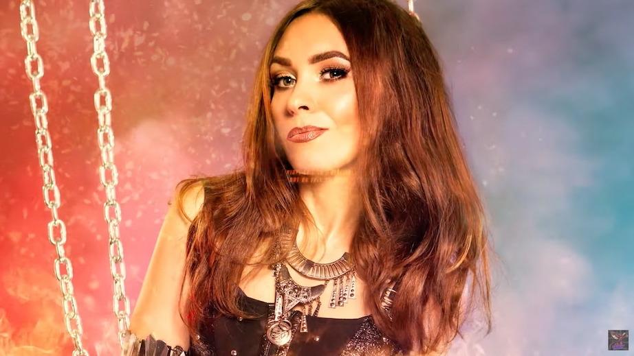 Crystal Vipers MARTA GABRIEL – 'Metal Queen' (Lee Aaron Cover)