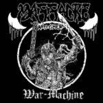 MASSACRE – Neuer Track veröffentlicht 'War Machine' (Anti-Cemix)