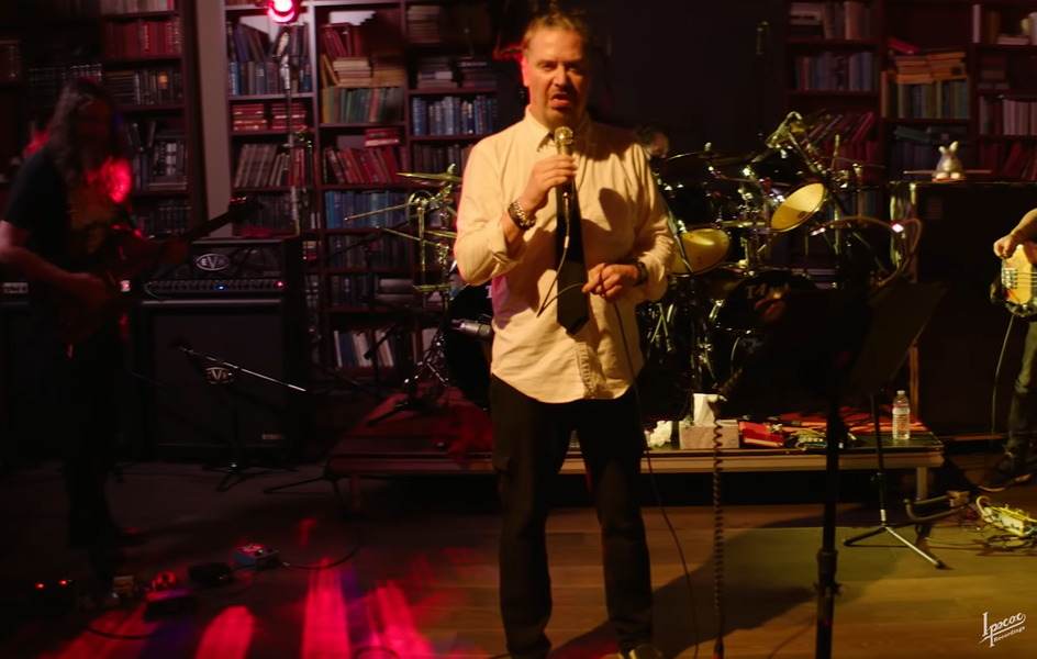 "MR. BUNGLE – 'Eracist' Live von ""The Night They Came Home"""