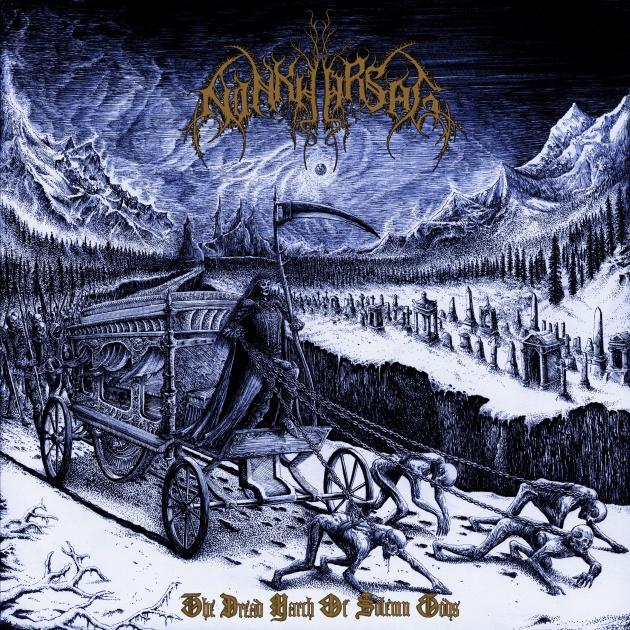 Neuer UK Black Metal: NINKHARSAG – 'Strigoi Diabolicum'