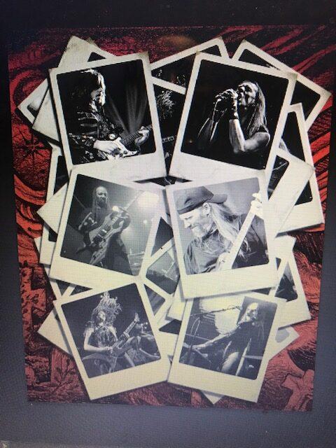 Black Sabbath All-Star Projekt: SABBATONERO– 'Heaven & Hell' Clip