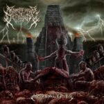 ANTHROPOPHAGUS DEPRAVITY – 'Temple of Sacrifice' Brutal Death Grind aus Indonesien