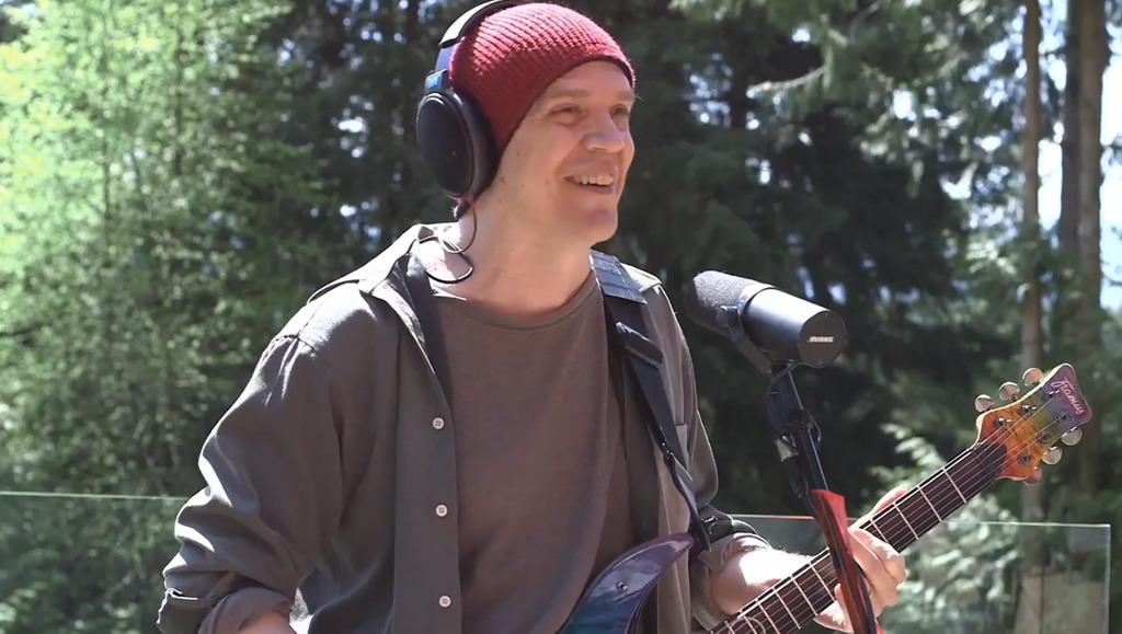 """DEVIN TOWNSEND – Kompletter """"Ocean Machine"""" Livestream online"""