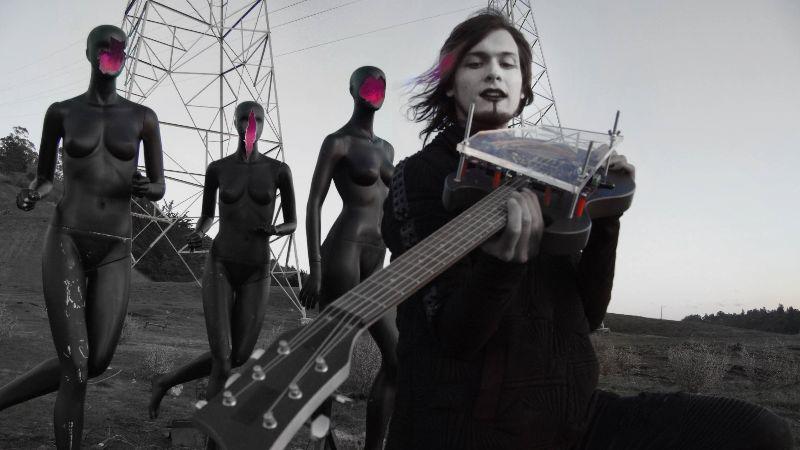 ELECTROMANCY – Von Menschen komponiert, gespielt von Robotern: 'The Spark' Clip