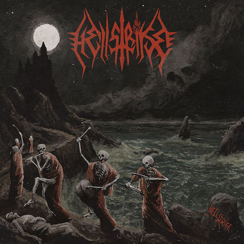 HELL STRIKE – Slow Death im 'Morbid Abnormality of the Ages' Track