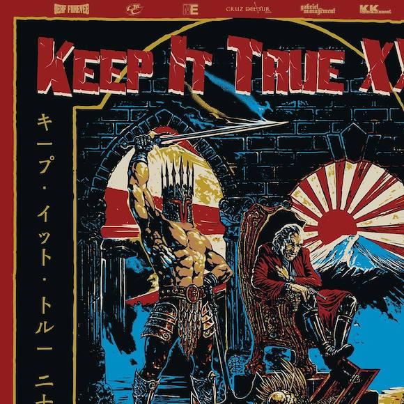 KEEP IT TRUE TV – Episode IX feat. Celtic Frost, Ross The Boss, Siren, Satans Host, White Wolf…)