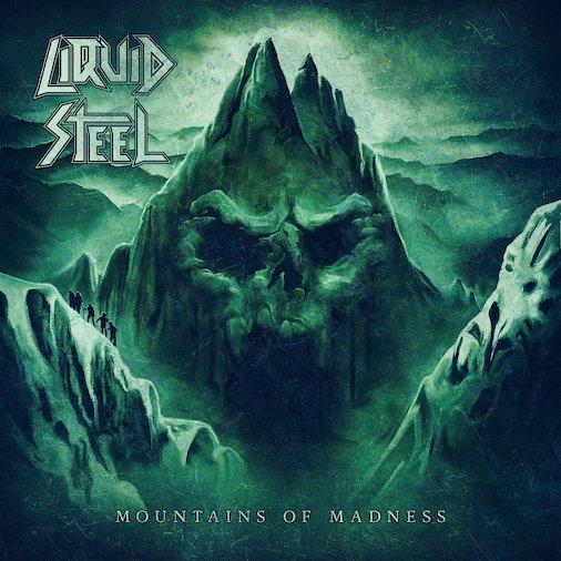 Alpen-Metaller LIQUID STEEL – 'Victim Of The Night' Clip