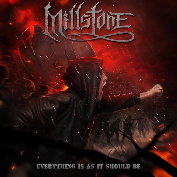 MILLSTONE – Sibirischer modern Thrash-Death: 'Everything Is As It Should Be'