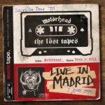 "MOTÖRHEAD – ""The Löst Tapes Volume One – Live In Madrid 1995"""