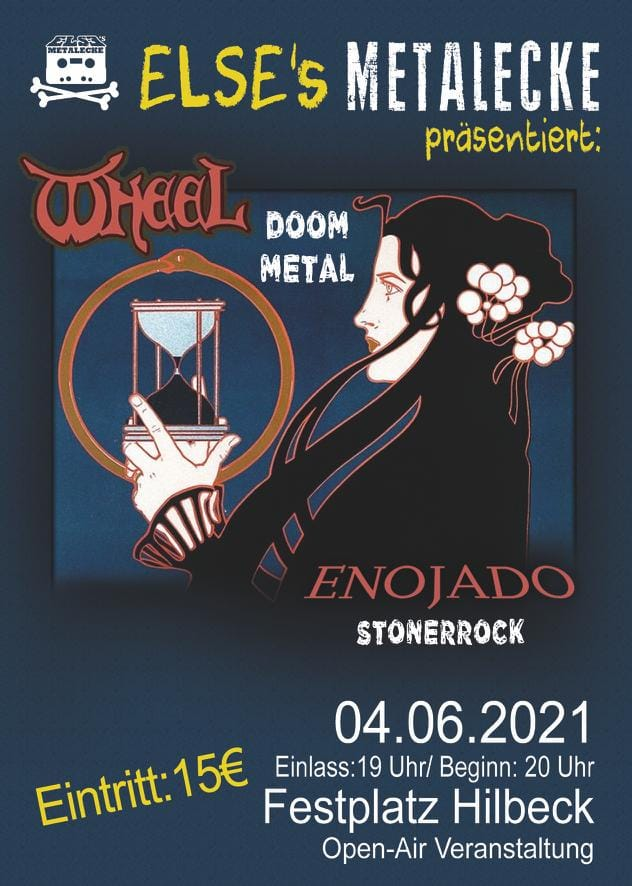 OBLIVEON proudly presents: DOOM OPEN AIR IN HILBECK