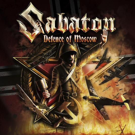 SABATON – 'Defence of Moscow' Single