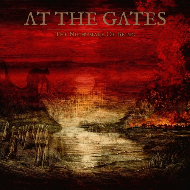 You are currently viewing AT THE GATES – Künstlervideo zum neuen Track 'The Fall Into Time'