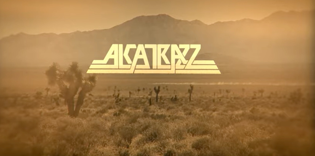 ALCATRAZZ – In neuer Besetzung 'Turn of the Wheel' Clip