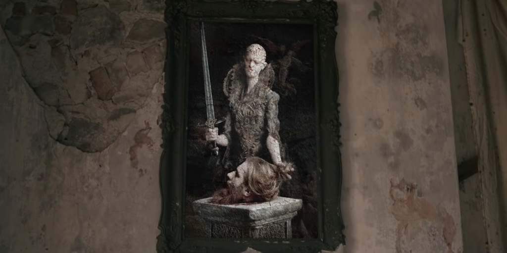 """You are currently viewing BEHEMOTH – 'Shadows Ov Ea Cast Upon Golgotha' Video zur """"A Forest"""" EP"""