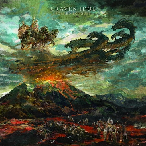 You are currently viewing CRAVEN IDOL – Neues Extrem-Futter: 'Iron Age Of Devastation'