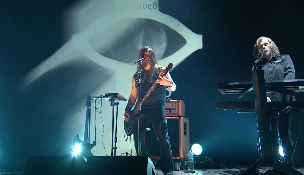 """ENSLAVED – 'Sacred Horse' Livevideo """"Cinematic Tour"""""""