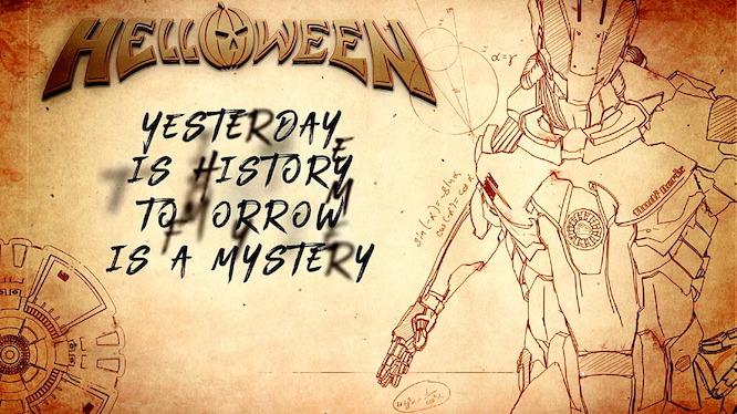 """You are currently viewing HELLOWEEN – 'Best Time' Clip zur Veröffentlichung von """"Helloween"""""""