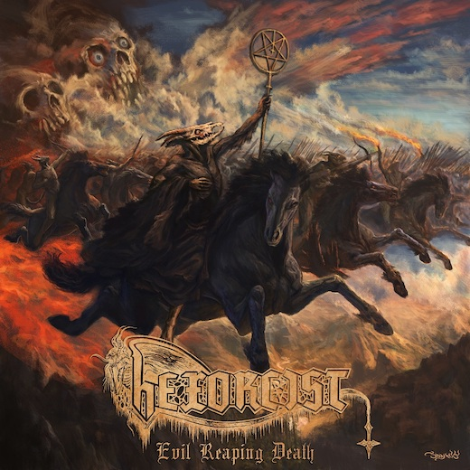 HEXORCIST – OSDM Style 'Denouncing the Immaculate'