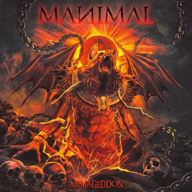 You are currently viewing Trad Metal von MANIMAL – 'Burn In Hell' Video zum kommenden Album