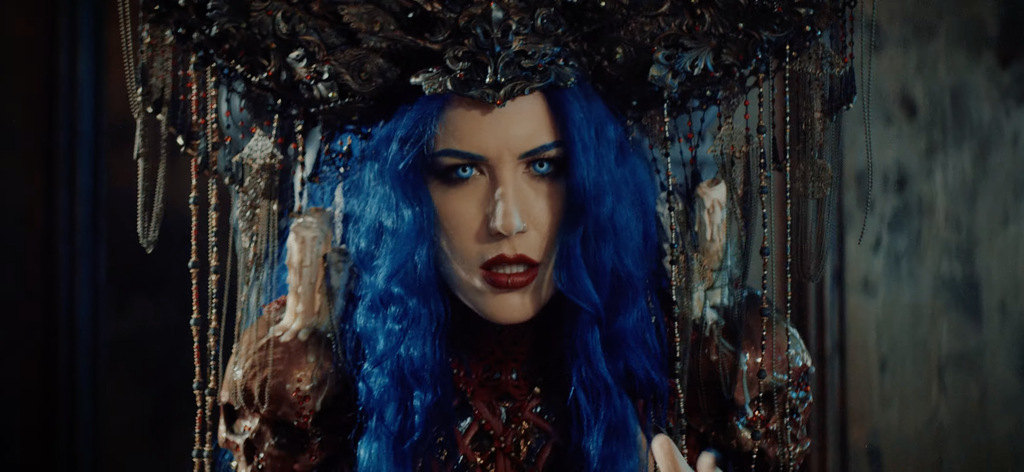 You are currently viewing POWERWOLF mit ALISSA WHITE-GLUZ – 'Demons Are A Girl's Best Friend'