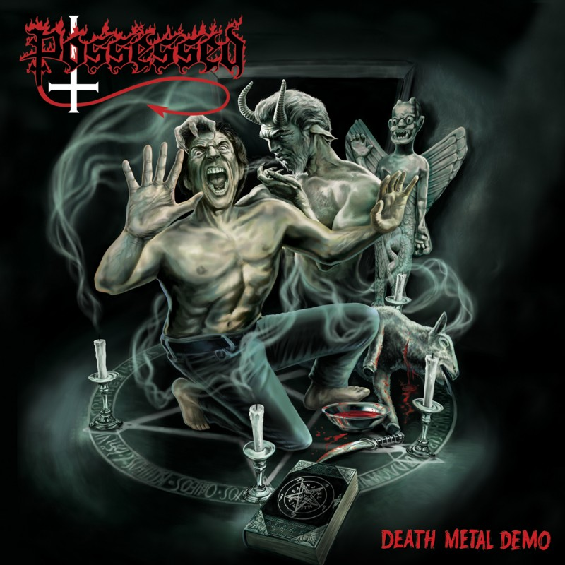"""You are currently viewing POSSESSED – veröffentlichen """"Death Metal Demo' plus Extras"""