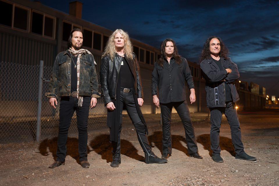 RESURRECTION KINGS (feat. Ex-Dio, Dokken u.a. Member) – 'World's On Fire'