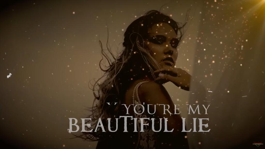 TIMO TOLKKI'S AVALON & Dream Theaters JAMES LaBRIE – 'Beautiful Lie' Lyricvideo
