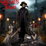 Heavy Metaller mit Death Einfluss: WITCHES TOWN – 'Scream In The Silence'