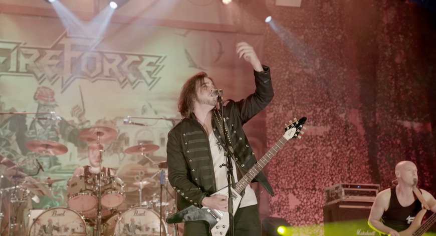 Read more about the article FIREFORCE – 'March Or Die' Liveclip