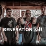ROB DUKES (ex-Exodus) GENERATION KILL enthüllt neuen Track –  'Into The Black'