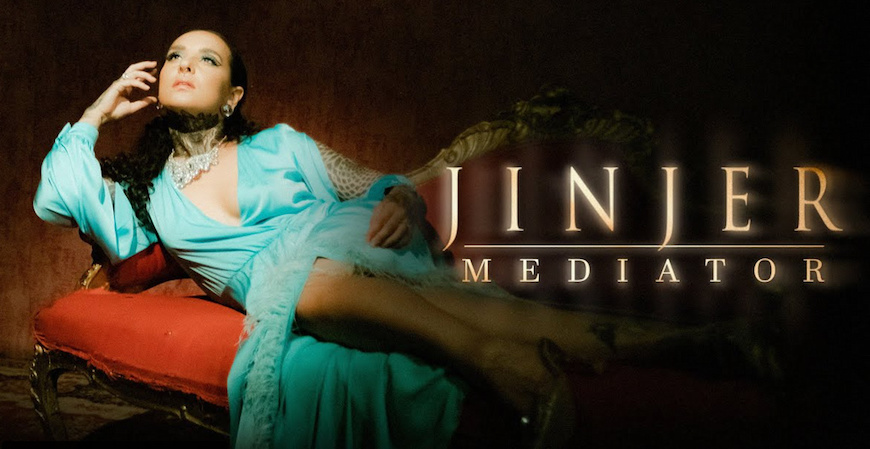 You are currently viewing JINJER – 'Mediator' Videopremiere