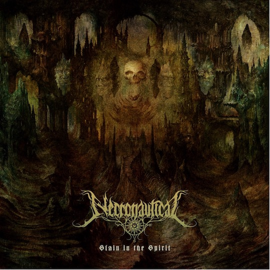You are currently viewing Black Metaller NECRONAUTICAL – Veröffentlichen 'Necropsychonautics' Video