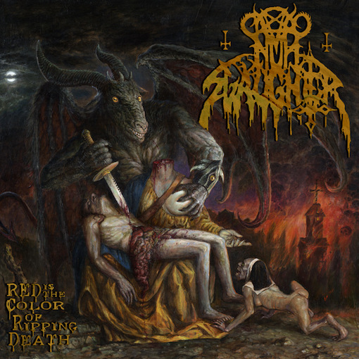 You are currently viewing NUNSLAUGHTER – Veröffentlichen 'Broken and Alone' Clip