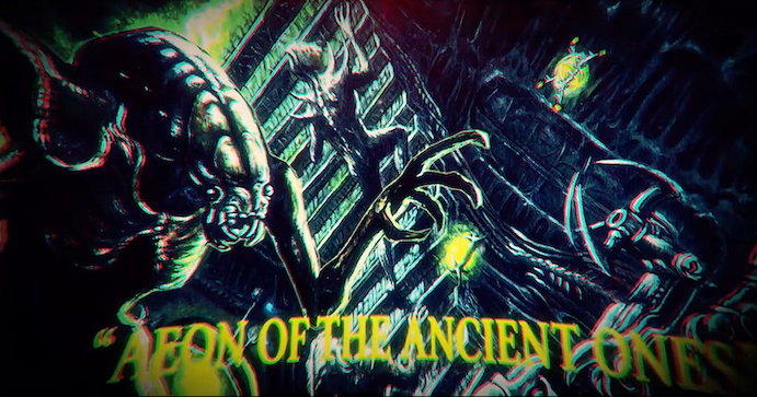 You are currently viewing NOCTURNUS A.D. – 'Aeon Of The Ancient Ones' Visualizer