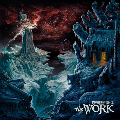 """You are currently viewing RIVERS OF NIHIL – """"The Work"""" im Full Album Stream"""