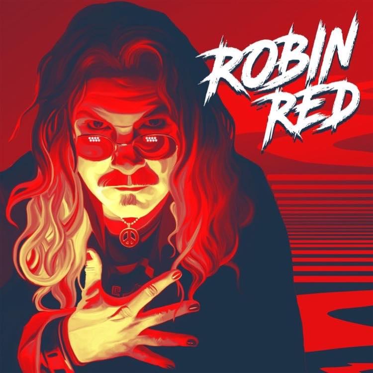 You are currently viewing Melodic Hard Rock von ROBIN RED –   Neue Single 'Freedom' veröffentlicht