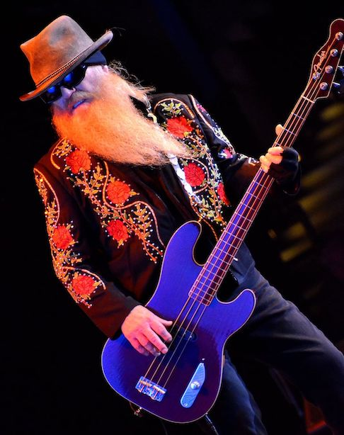 You are currently viewing ZZ TOP – Bassmann Dusty Hill verstorben
