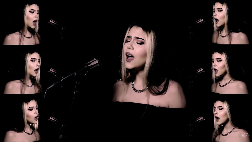 You are currently viewing GUNS 'N ROSES  – 'Patience' im VIOLET ORLANDI Cover