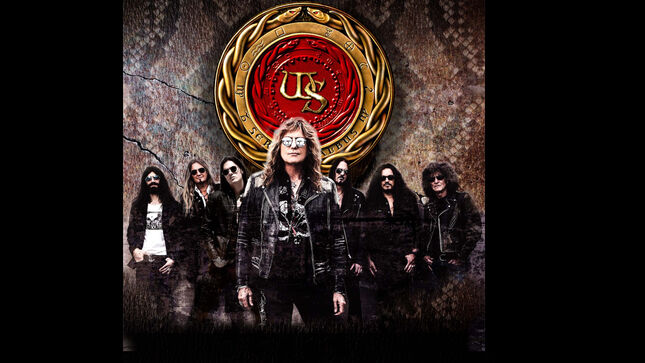 You are currently viewing WHITESNAKE heißen TRANS-SIBERIAN ORCHESTRA Sänger DINO JELUSICK willkommen