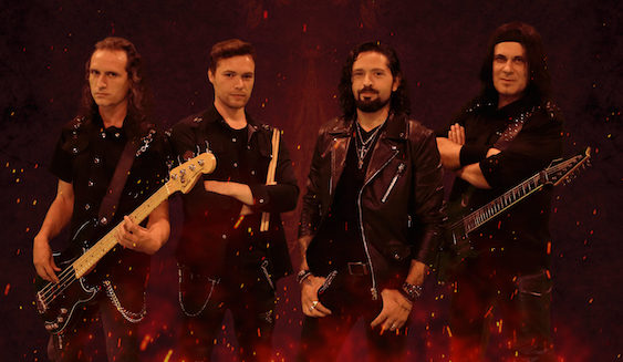 You are currently viewing LORDS OF BLACK – 'Before That Time Can Come' Video kündigt neues Album an