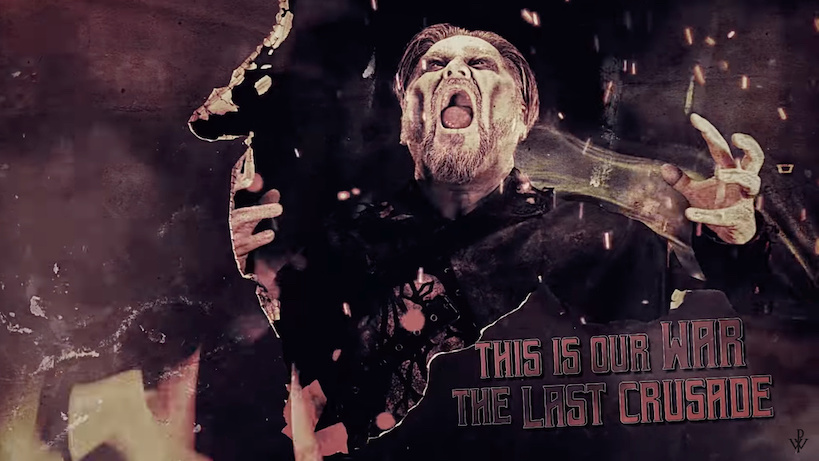 You are currently viewing POWERWOLF – 'Faster Than The Flame' Clip