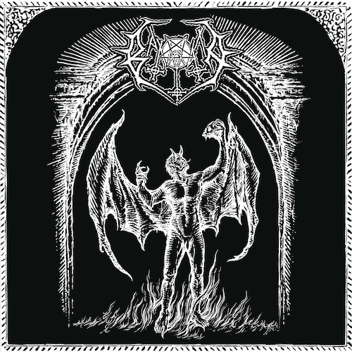 """You are currently viewing Ancient Black Metaller BAXAXAXA – """"Catacomb Cult"""" Full Album Stream"""