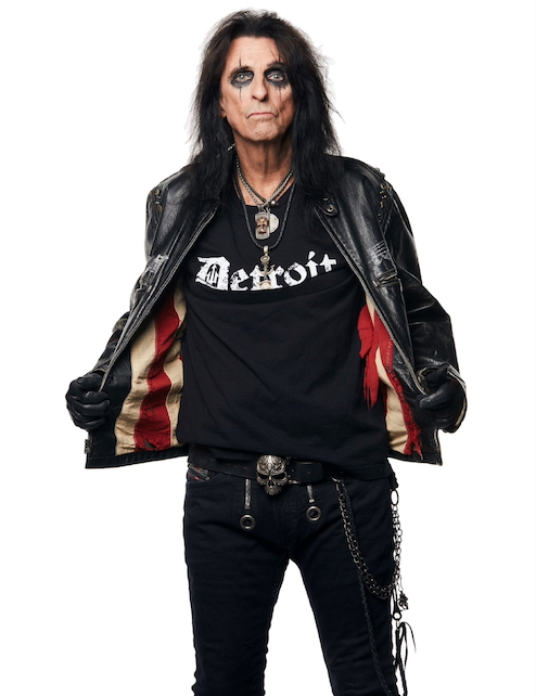 """You are currently viewing ALICE COOPER – """"Detroit Muscle"""" Tour 2022 mit MICHAEL MONROE"""