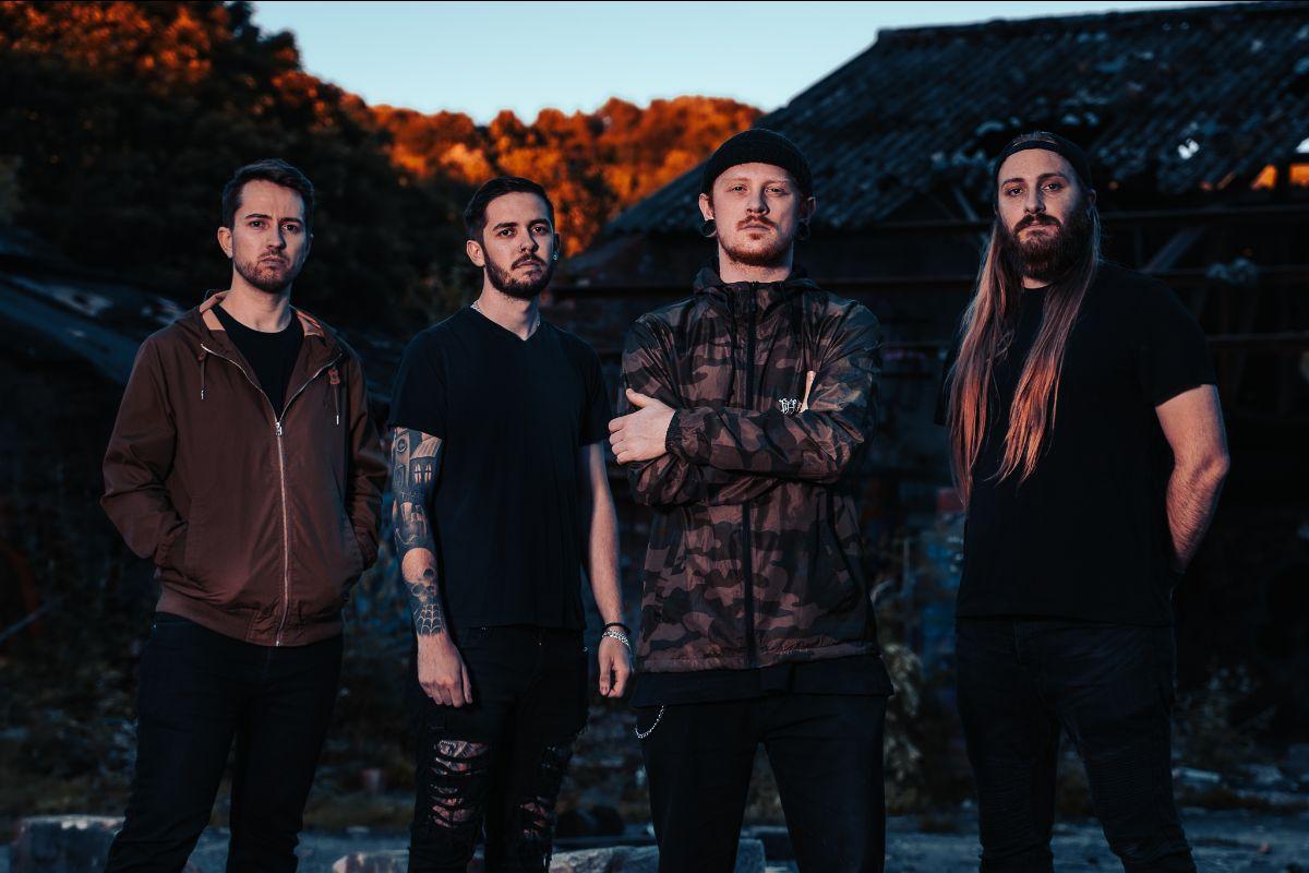 "You are currently viewing UK-Metalcoreler ARKDOWN – Neue Single 'Harbingers' vom ""Terra Phasma"" Album"