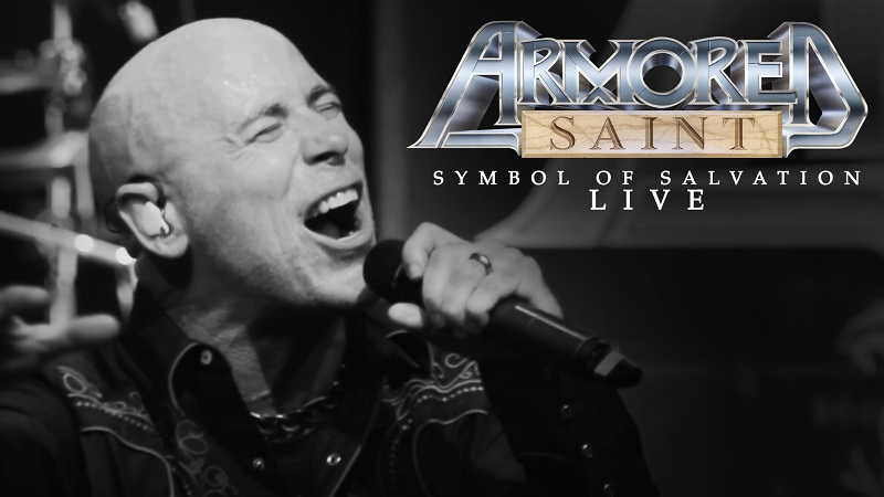 You are currently viewing ARMORED SAINT – enthüllen zweites Video 'The Truth Always Hurts' von Live-CD/DVD