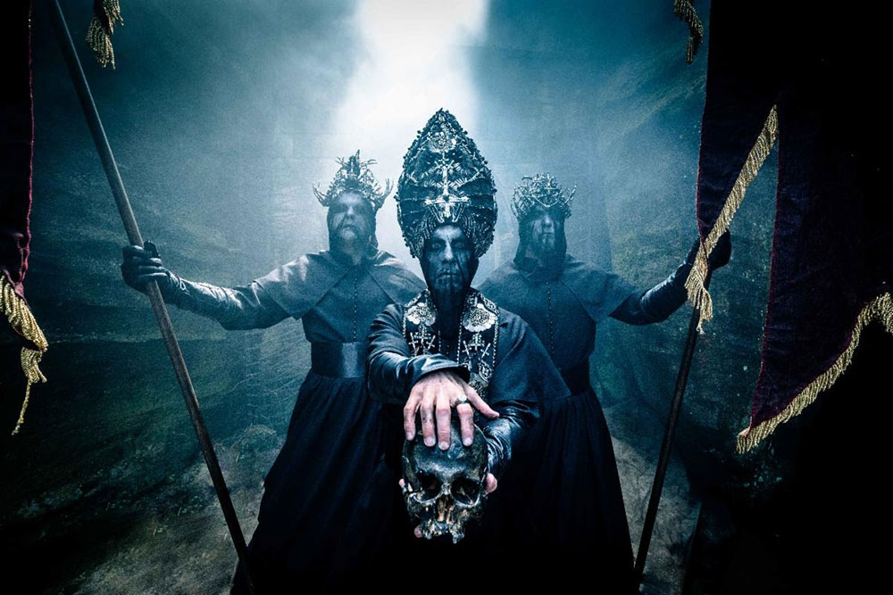 You are currently viewing BEHEMOTH: Streamen Re-Release von 'Sventevith (Storming Near the Baltic)' plus Livesongs