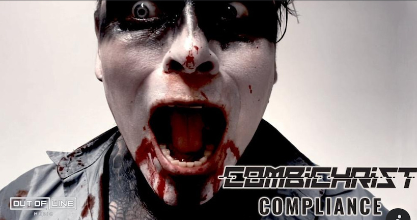 You are currently viewing COMBICHRIST – Neue 'Compliance' Single ist raus