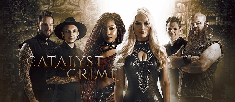 You are currently viewing CATALYST CRIME –  International Cinematic Symphonic im 'Condemn Me To Chaos' Clip