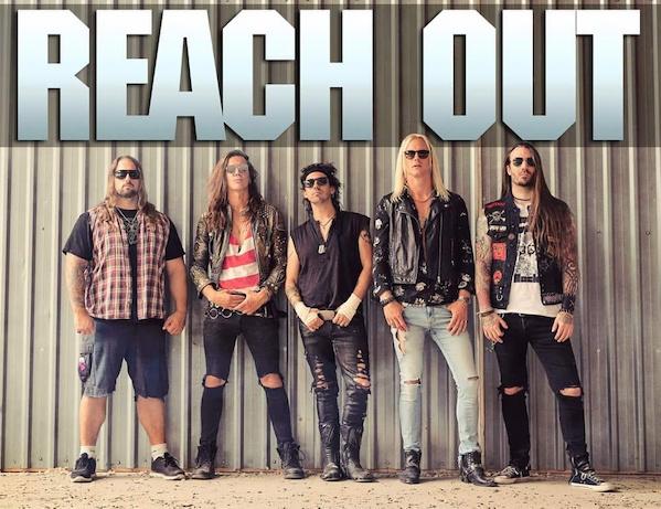 Read more about the article CRAZY LIXX – 'Reach Out' läutet neues Album ein